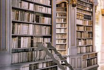 Library and Literary Related / by Laurie Gold