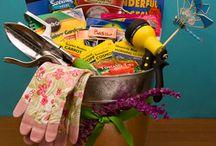 Gift Basket Ideas / by Melissa Denil Emery