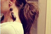 Hair / Makeup / by Nikki Eiler