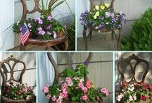 garden ideas / by lela ayers