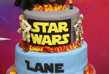 Star Wars Birthday Party / by Shanyn Claycomb