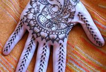 Henna talent / by BeautyByMaggy/ The Salon at The Perfect Hair Company