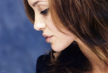 Angelina Jolie / by Andrea Mijoska