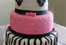 Mikaylah's 3rd birthday / by Rebekah Shouse