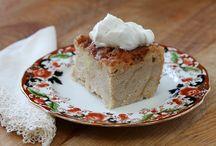 Food - Desserts / Dessert recipes / by Gina Costantino