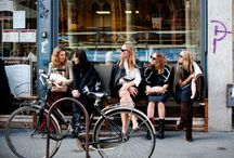 Street Style / by Ashley Sexton