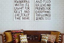 Indoor Decor / by Megan McKinney