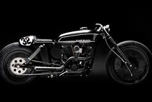 Motorcycles / by Jon Rohdes