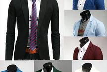 Mens Blazer Collection / You'll always need a decent smart blazer in your wardrobe, so stock up with sneakoutfitters.com blazers for men / by Sneak Outfitters