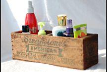 Vintage Organization / by Paula Waters