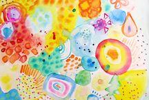 .....2014-15 Art Class 6-8 / by Camille Obert-Goralski
