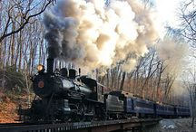 Train Is A Comin.. / by Linda Johnson