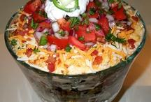 Food - Salad / by Marsha Bean