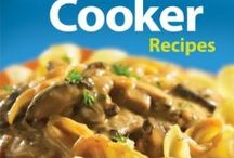 pressure cooker recipes / by chris hackett