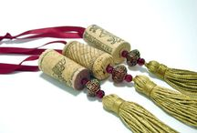 Wine Cork Crafts / by Peggy Crippen