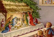 "*CHRISTMAS* and ""NEW YEAR"" / by Angela Kobe"