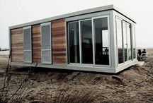 Tiny Homes / by Rosemarie Moher
