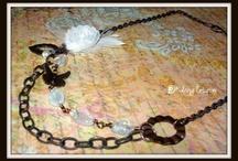 Jewelry I create! / by Donna Zerbian