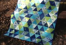 Triangle Quilts / by Lorna McMahon