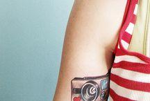 Tattoos / by iamanellis