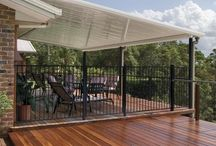 pergola and outdoor / by Natalie Sanderson