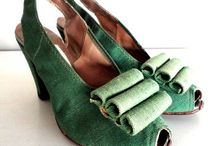 Shoes, Shoes, and More Shoes / by Leigh Edwards
