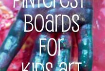 Crafts for kids / by Rachel Hulsebosch