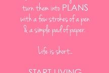 Quotes I Love!!!!!!!!! / by Nyema Edwards