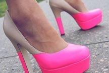 shoes / by Monica's Fantabulous Fashions