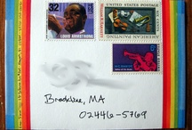 Stamps / by Eire Sicilia