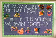Bulletin Board Ideas / by Karen Siders