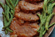 Mock meats / by Sherry Burton
