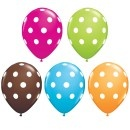 polka dot party / inspiration for a polka dot themed party / by Racheli Zusiman