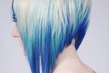 Hair colours! / by Bizz Hiebert