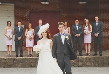 bridal party poses / by Anastasia Photography