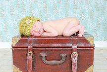 Newborn photography styling / by Vanessa