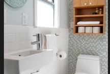 Bathrooms / by caroline armelle drake