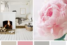 color+pink / by Gina Martin Design