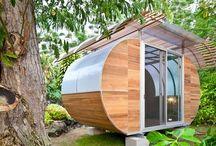 Alternative housing / by Susan Kinney