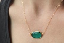 Jewelry / by Jasmine Bhuva