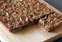 Recipes - Sweet stuff (not cakes, cookies, or pies) / by Stephanie Hunt