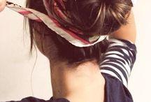 Hairs / by Kristin Theobald