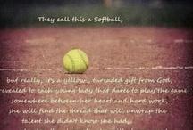 Softball / by Evie Becker