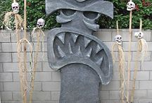 Halloween Haunted Tiki Island / by Trish Skeen