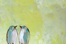 birdies / by Jennifer Shepherd