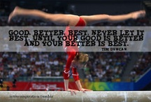 Gymnastics<3 / by Emma Patterson