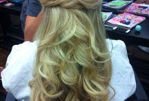 Bridesmaid hair for Lind wedding / by Morgan Brown