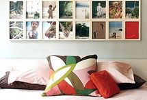 palette | display / photo & wall arrangements / by Jaclyn Clayton