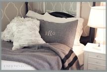 Bedroom Ideas / by Natalie & Kim at JosieJones&Co- Interior Designer