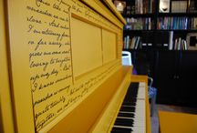 Awesome pianos / by Erin Carrigy